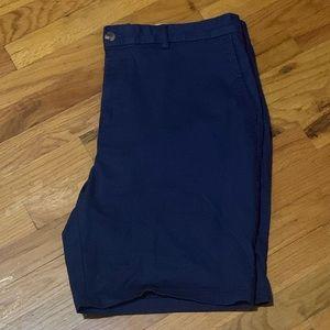 Old Navy Men's 38W Slim Flat Front Khaki Shorts